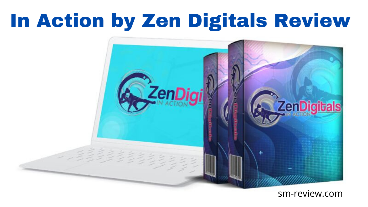 In Action by Zen Digitals Review - It's So Easy You Can Do It