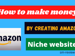 How To Make Money By Creating Amazon Niche Website?