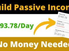 How To Make Passive Income With No Money In 2021