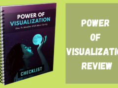 Power Of Visualization Review